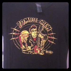 Zombie crew Sourpuss T shirt - Used